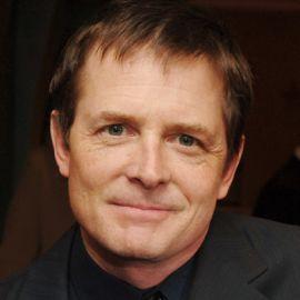 Michael J. Fox Headshot