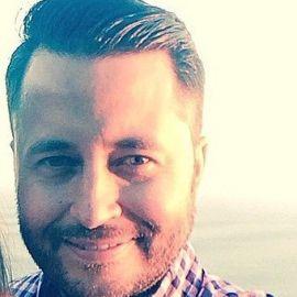 Sean Brecker Headshot