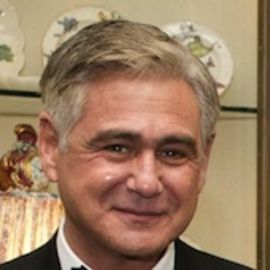 Charles Krause Headshot