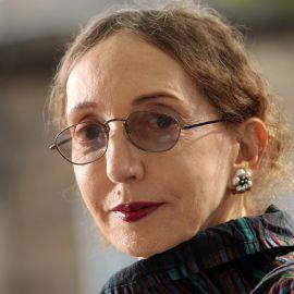 Joyce Carol Oates Headshot