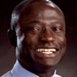 Albert Mensah Headshot
