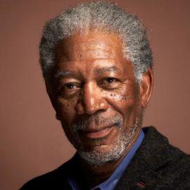 Morgan Freeman Headshot