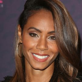 Jada Pinkett Smith Headshot