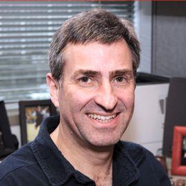 Mike Pazin Headshot