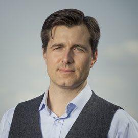 Dr. Michael Gervais Headshot