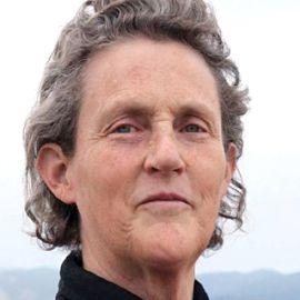 Temple Grandin Headshot
