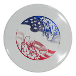 Star Double Eagle Flag Stamp Rat