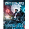 Dresden Files RPG Volume 1: Your Story Thumb Nail