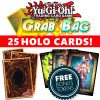 CoolStuffInc.com Holo YuGiOh Grab Bag - 25 Assorted Holo Cards! Thumb Nail