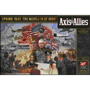Axis and Allies: 1942 Edition Board Game