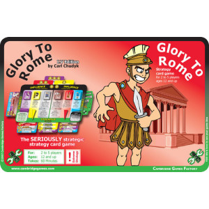 Glory to Rome Board Game
