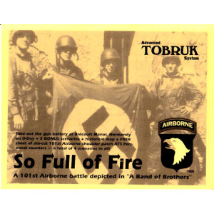 ATS So Full of Fire: Band of Brothers Expansion