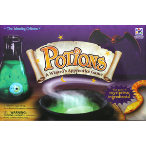 Potions Card Game