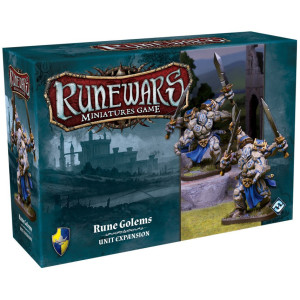 Runewars The Miniatures Game: Rune Golems Expansion Pack