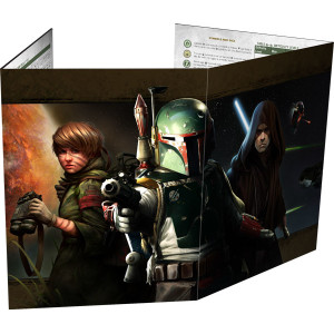Star Wars: Edge of the Empire: Game Master's Kit