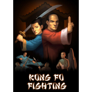 Kung Fu Fighting Card Game