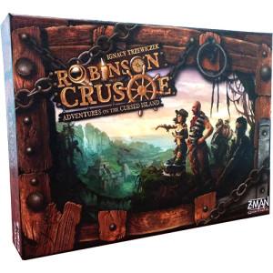 Robinson Crusoe: Adventure on the Cursed Island
