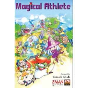 Magical Athlete Board Game