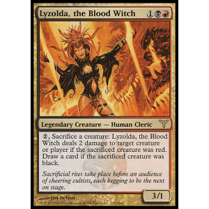 Lyzolda, the Blood Witch