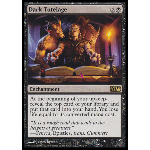 Dark Tutelage