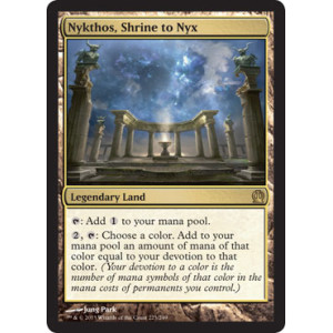 Nykthos, Shrine to Nyx