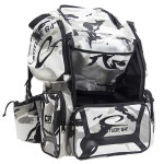 Latitude 64 Luxury Disc Golf Bag E3 (20-30) (Backpack Bag, Standard)