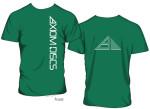Rapid Dry T-Shirt (Short Sleeve) (Rapid Dry T-Shirt (Short Sleeve), Axiom Side Bar Logo)