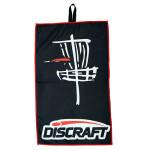Micro Fiber Discraft Towel (Micro Fiber Towel, Discraft Name and Basket Logo)