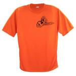 Rapid Dry (T-Shirt) (Rapid Dry (T-Shirt), Crank Logo)