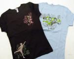 Ladies T-Shirt (T-Shirt (Short Sleeve), Innova Disc Golf (Ladies Design))