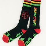 Lifestyle Crew Socks (Crew Socks, Innova Rising Star and Name Logo)