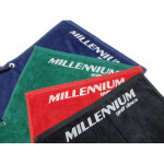 Disc Golf Towel (Golf Towel, Millennium Logo)