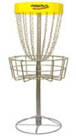 DISCatcher Basket -- Pro (Pro, Stand Mount Base)