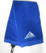 Disc Golf Towel (Tri-Fold Towel, Axiom Diamond Logo)