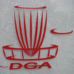 Vinyl Logo (8in Vinyl, DGA Basket Logo)