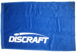 Screen Print Discraft Towel (Screen Print Disc Golf Towel, Discraft Logo (Front))