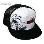 Discraft Buzzz Logo Snapback Adjustable Mesh Cap (Flatbill Snapback Mesh Baseball Cap, Buzzz Logo)