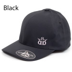 Dynamic Discs Delta DD Crown Logo Flex Fit Cap (Flex Fit Baseball Cap, DD Crown Logo)