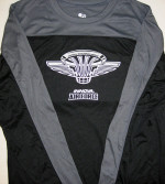 Rapid Dry T-Shirt (Long Sleeve) (Rapid Dry T-Shirt (Long Sleeve), Innova Air Force 2nd Gen (Front) and Innova Swoosh (Back))