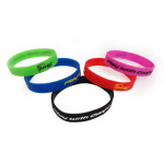 Wristband (Rubber Wristband, Legacy Discs Logo and Play with Confidence)