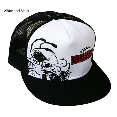 Discraft Buzzz Logo Snapback Adjustable Mesh Cap (Flatbill Snapback Mesh Baseball  Cap 9c0d9d7a2edf