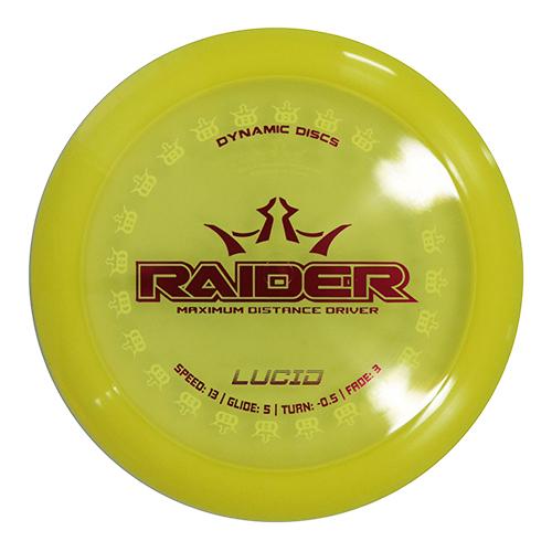 Lucid Raider Ring of Raider Bottom Stamp