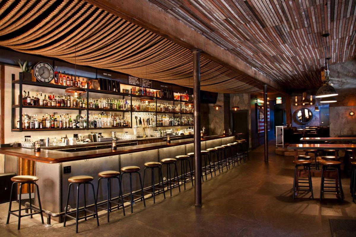 Bars + Restaurants Open on Christmas