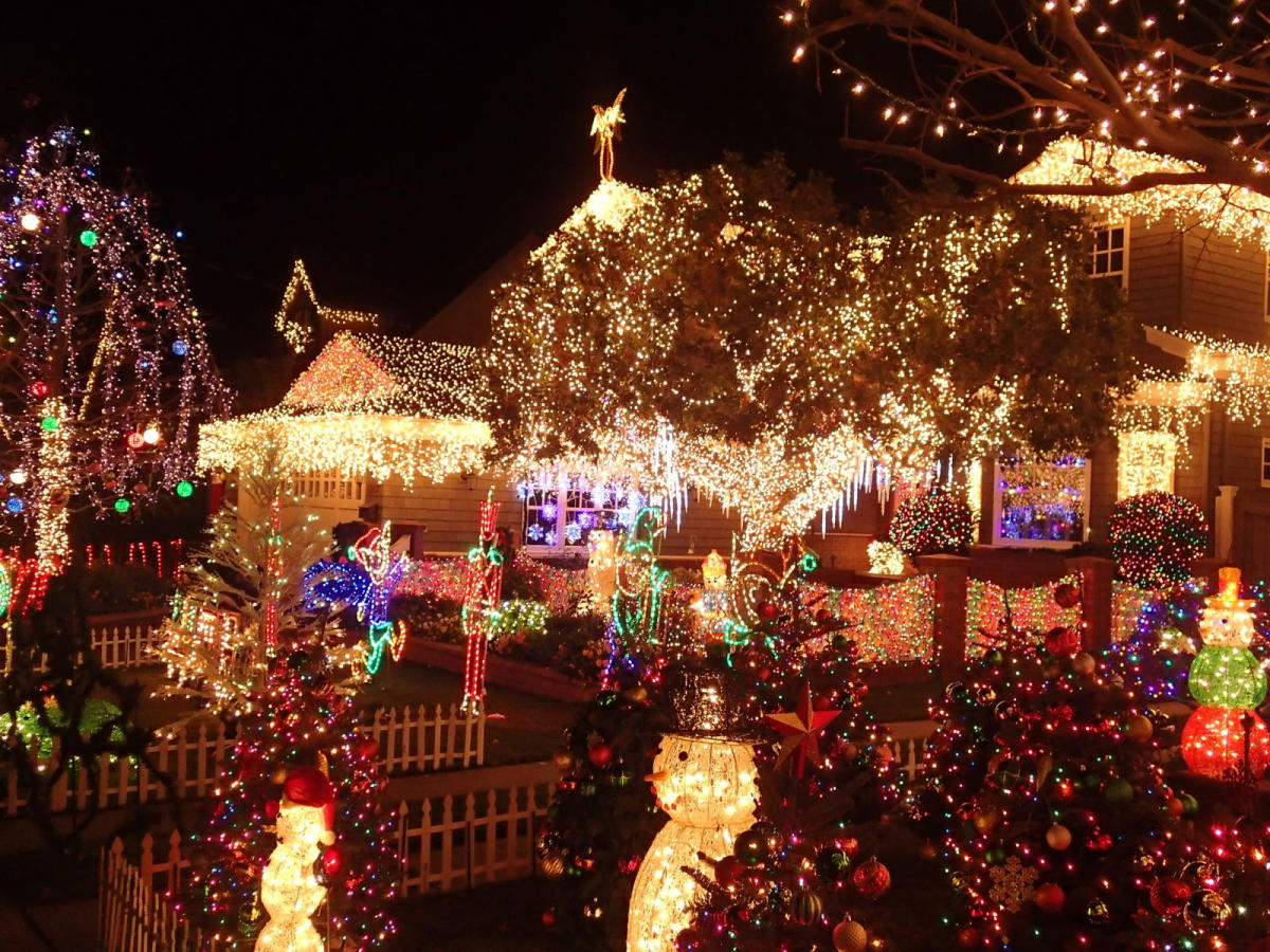 It's Lit, Come Thru: Your Guide to Holiday Lights