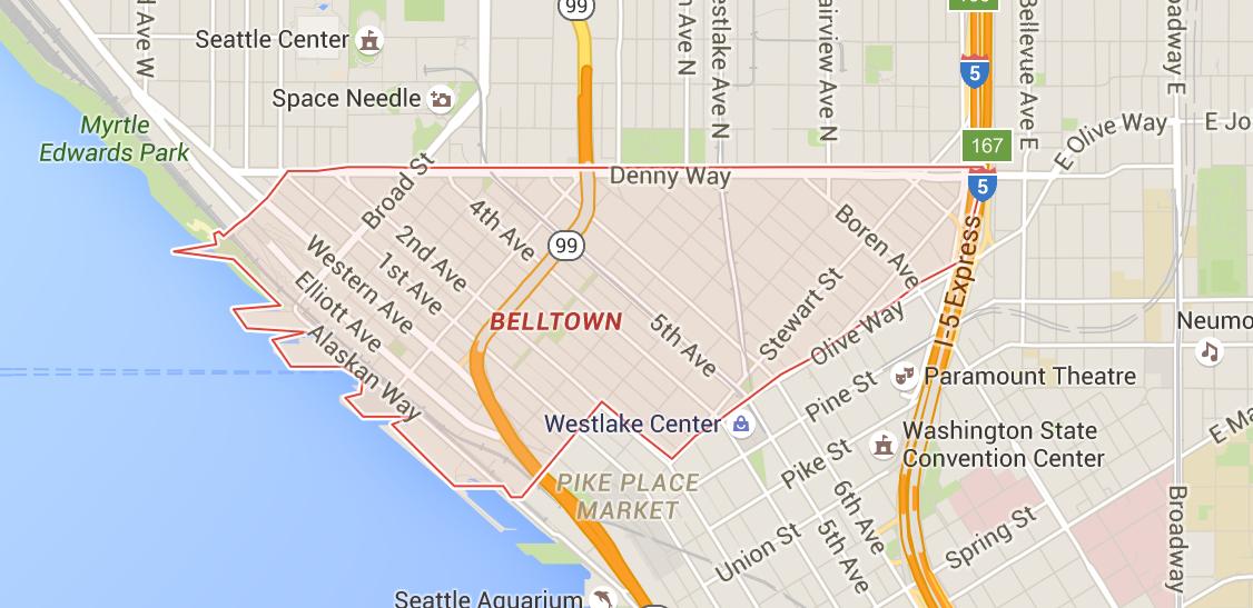 Happy Hour Hunter: Belltown