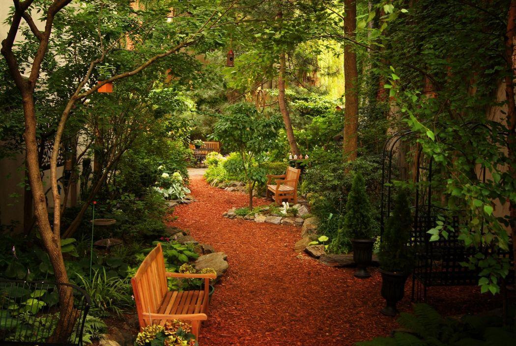 209 W Little York Rd: Secret Gardens & Parks Of NYC