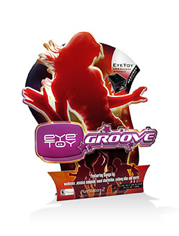 Eye Toy, Counter Card