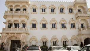 Hotel Ruby  Jaipur Facade 554