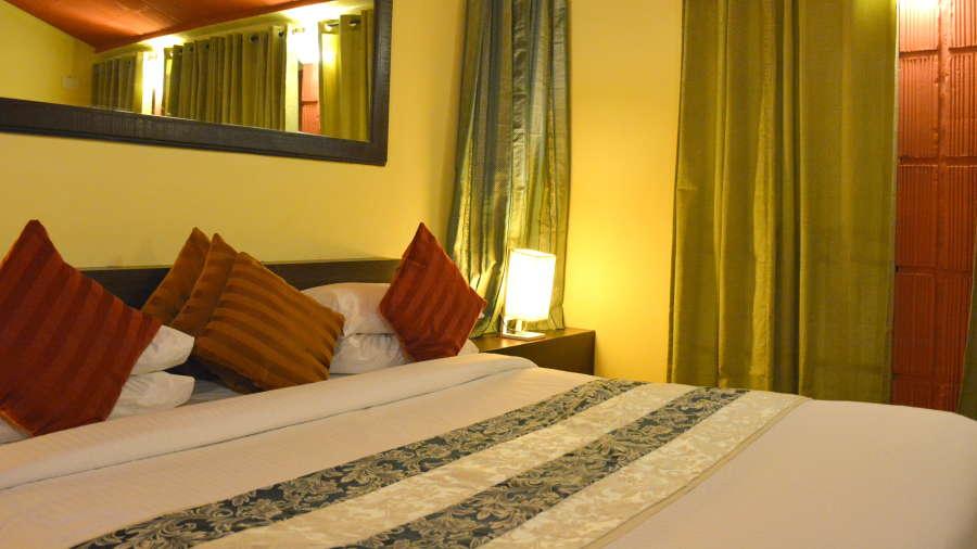 Kadkani Riverside Resorts, Coorg Coorg Den Room Kadkani Riverside Resort Coorg 15