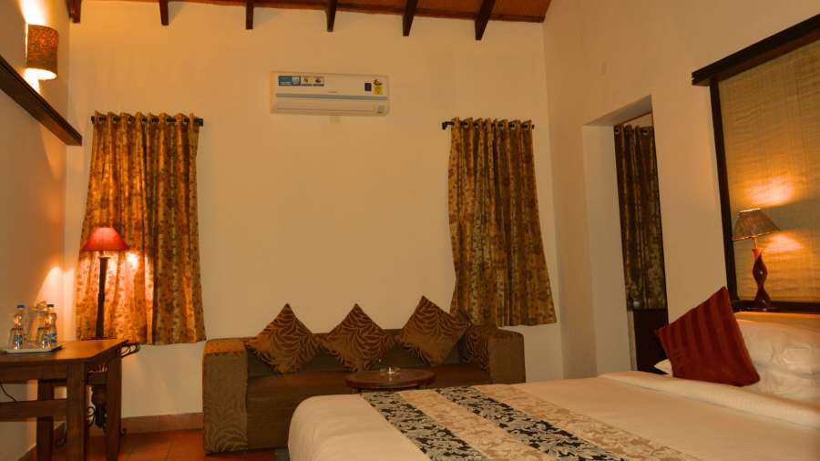 Kadkani Riverside Resorts, Coorg Coorg Deluxe Rooms- Cottage Kadkani Riverside Resort Coorg 3